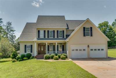 Rutherford County Single Family Home For Sale: 365 Chisholm Trail