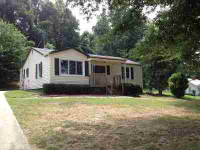 Rutherfordton Single Family Home For Sale: 165 Russell Drive