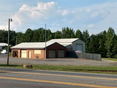 Rutherford County Commercial For Sale: 636 W Main St