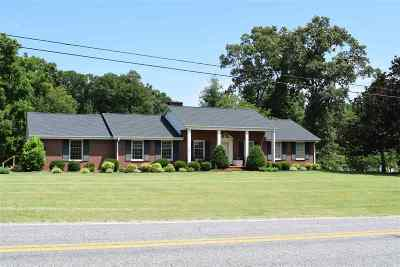 Forest City Single Family Home For Sale: 151 Lincoln Road