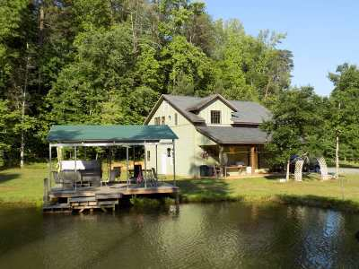 Mill Spring Single Family Home For Sale: 1117 Ponder Rd.