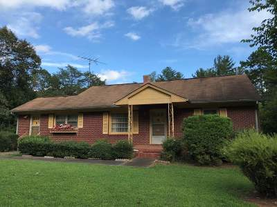 Bostic Single Family Home For Sale: 326 Old Us 74 Hwy
