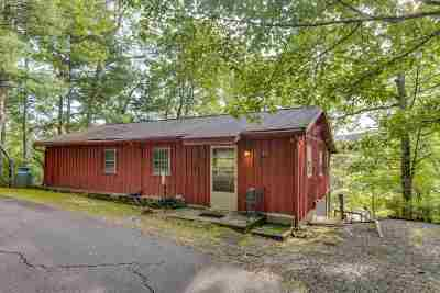 Lake Lure Single Family Home Cont W/Due Diligence: 117 Moffitt Rd.