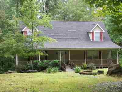 Rutherfordton Single Family Home For Sale: 198 Tyler Terrace