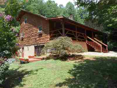 Rutherfordton Single Family Home For Sale: 782 Calhoun Trail