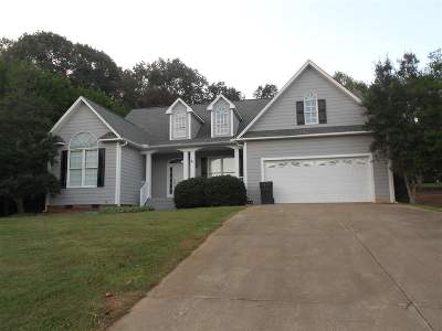 Rutherfordton Single Family Home For Sale: 163 General Griffith Circle