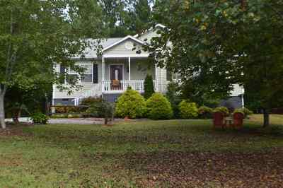 Rutherfordton NC Single Family Home For Sale: $159,900