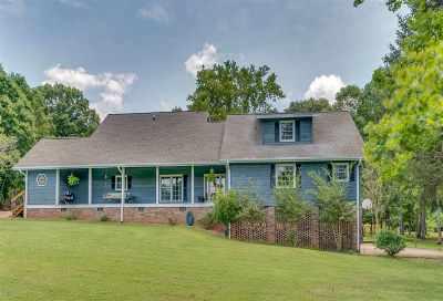 Rutherfordton, Bostic, Ellenboro, Forest City Single Family Home For Sale: 250 Cedar Lane