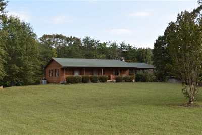 Rutherford County Single Family Home For Sale: 2152 Camp Creek Road