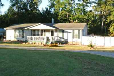 Rutherfordton Single Family Home For Sale: 2160 Us 64/74a Hwy