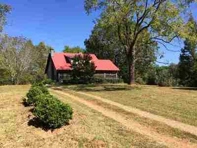 Rutherfordton, Bostic, Ellenboro, Forest City Single Family Home For Sale: 470 Piedmont Road