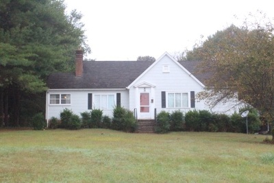 Rutherfordton Single Family Home For Sale: 116 Edwards Street