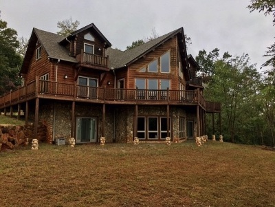 Single Family Home For Sale: 402 Glaghorn Trail
