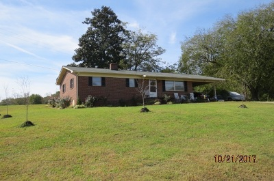 Ellenboro Single Family Home For Sale: 802 Lake Davis Road