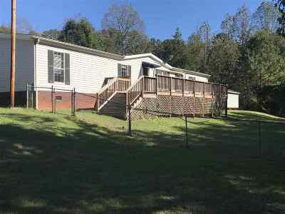 Rutherfordton Single Family Home Cont W/Due Diligence: 379 Taylor Road
