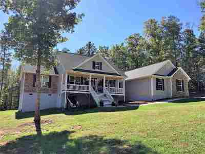 Bostic Single Family Home For Sale: 232 Austin Acres Drive