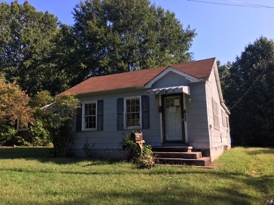 Rutherfordton Single Family Home For Sale: 164 Harris St