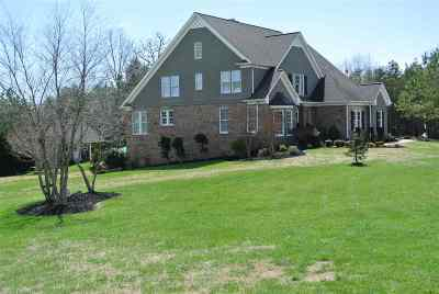 Bostic Single Family Home For Sale: 240 Freewill Baptist Church Road