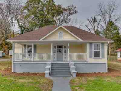 Rutherfordton Single Family Home For Sale: 178 S Mitchell