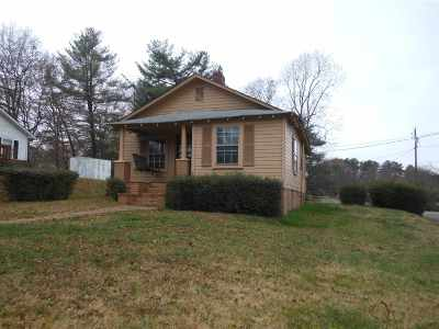 Spindale Single Family Home For Sale: 223 Ledbetter Road