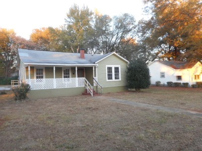 Spindale NC Single Family Home Sold: $37,300