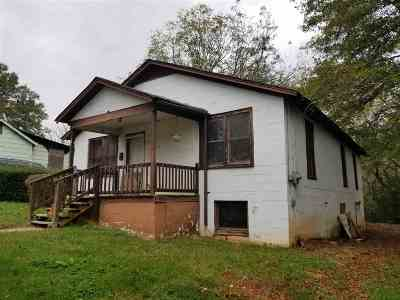 Rutherfordton, Bostic, Ellenboro, Forest City Single Family Home For Sale: 122 Second Street