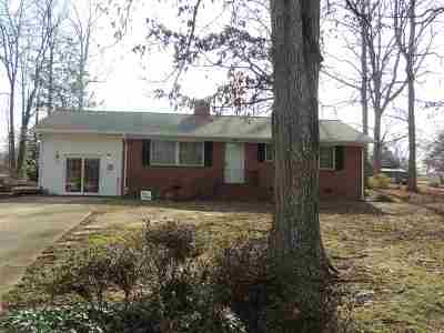 Forest City Single Family Home Cont W/Due Diligence: 162 Robin Hood Dr.