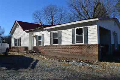 Forest City Single Family Home Cont W/Due Diligence: 355 Cherry Mountain Street