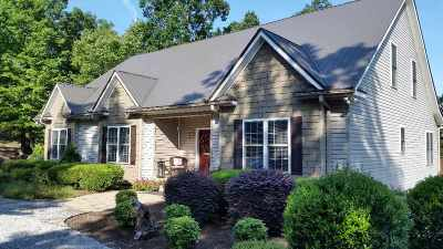 Rutherfordton Single Family Home For Sale: 891 Cross Ridge Drive