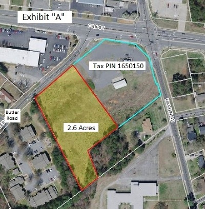 Rutherford County Commercial For Sale: Butler Road