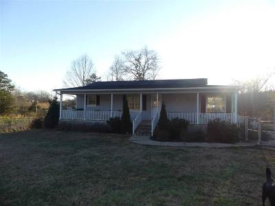 Bostic NC Single Family Home For Sale: $159,900
