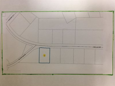 Residential Lots & Land For Sale: Wells Drive