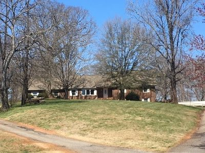 Rutherford County Single Family Home For Sale: 1914 Coxe Rd