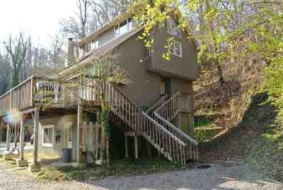 Lake Lure NC Single Family Home For Sale: $700,000