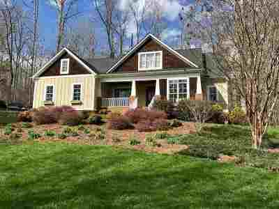 Rutherfordton, Bostic, Ellenboro, Forest City Single Family Home For Sale: 193 William Gilbert Loop