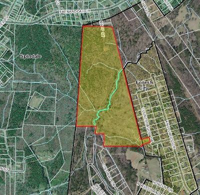 Rutherfordton, Bostic, Forest City, Spindale Residential Lots & Land For Sale: Countrywood Dr-Mapp St