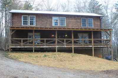 Rutherford County Single Family Home For Sale: 2619 Rock Rd