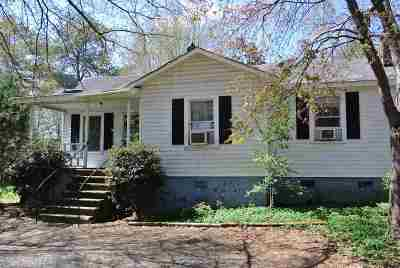 Forest City NC Multi Family Home Cont W/Due Diligence: $49,500