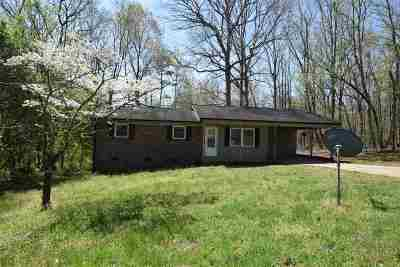 Forest City NC Single Family Home Cont W/Due Diligence: $54,900