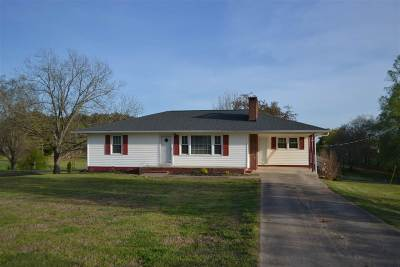 Bostic Single Family Home Cont W/Due Diligence: 890 Old Us 74 Highway