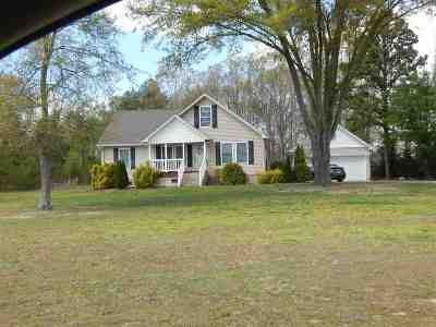 Forest City NC Single Family Home For Sale: $192,500