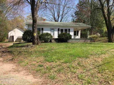 Rutherfordton Single Family Home For Sale: 250 Tryon Rd