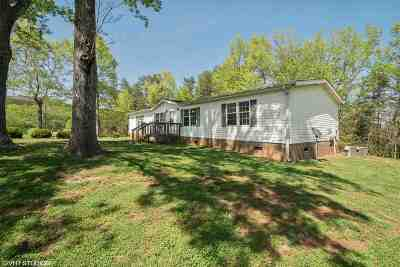 Mill Spring Single Family Home For Sale: 662 Lake Adger Road
