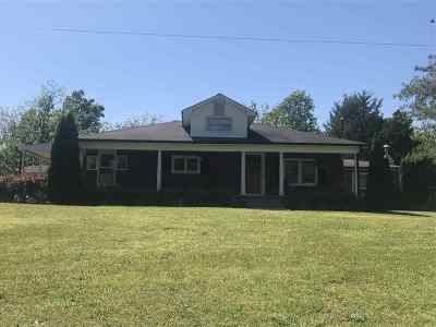 Rutherfordton Single Family Home Cont W/Due Diligence: 3350 Poors Ford Road
