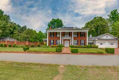 Rutherfordton NC Single Family Home For Sale: $585,000