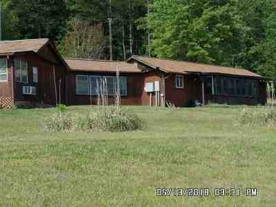 Ellenboro NC Single Family Home For Sale: $110,000