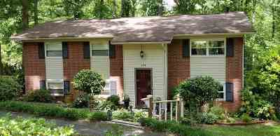 Rutherfordton NC Single Family Home For Sale: $169,500