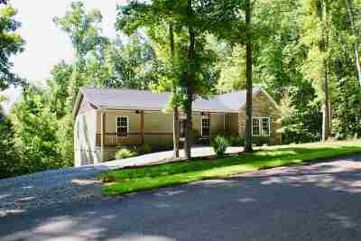 Rutherfordton NC Single Family Home Cont W/Due Diligence: $184,900