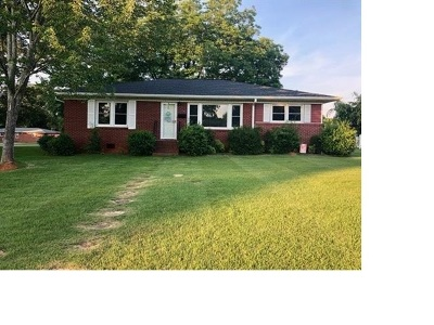 Forest City NC Single Family Home For Sale: $115,000