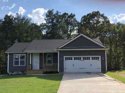Forest City Single Family Home Cont W/Due Diligence: 264 Vivian Way